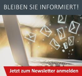 Anmeldung Newsletter