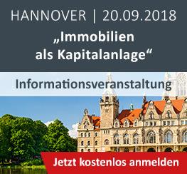 Veranstaltung Hannover 20.09.2018